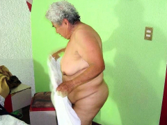 HelloGrannY Demonstrating off Latin Granny Pictures
