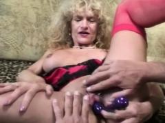 Pierced Dutch Granny Smash From Holland