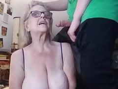 Visiting grannie