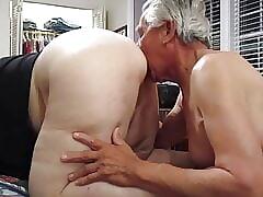 Granny porn glaze