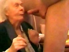 VERY OLD GRANNY SUCK DICK  GRANDMOTHER