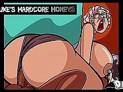 Thick Ass Granny Fucked off out of one's mind Big Black Cock!