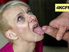 Granny Can't Come into Unsupervised Without Sucking a Cock