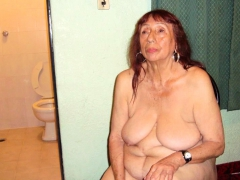LatinaGrannY Dabbler Real Grey Ladies Compilation