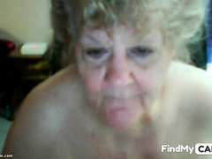 granny out of reach of cam