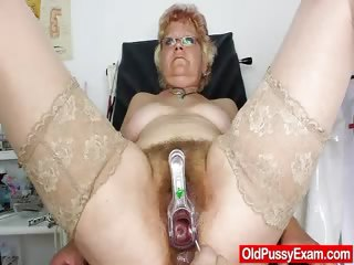 Furry vag gramma needs a pussy interpretation