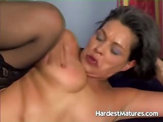vasty hairy granny make away fucked
