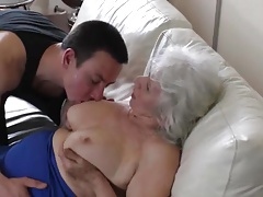 Oh What the heck!, smooch me Grannma!!