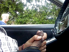 dickflah two  in my car