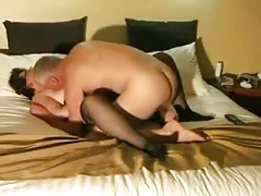 Older couple fuck-a-thon play