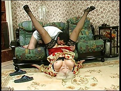 Russian mature M.S.C. #012 - Louisa