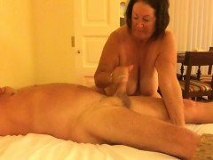 Playing with the wife in cabo Versie from kinkyandlonelycom
