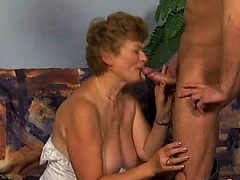 Alana from kinkyandlonelycom - German granny