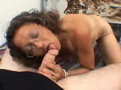 Zella from dates25com - Stunning mature milf candy gives a blo