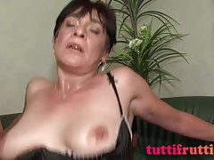 Hot hairy pussy mature first-ever time audition