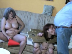 Mia gets used by old  for sex